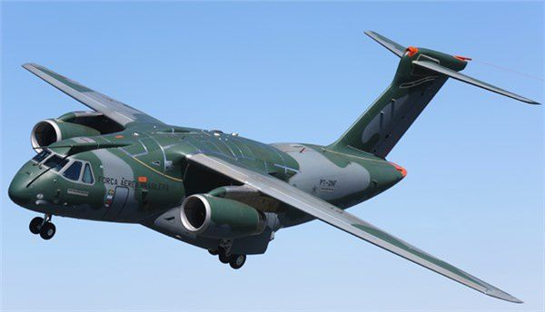 KC-390 photo Embraer