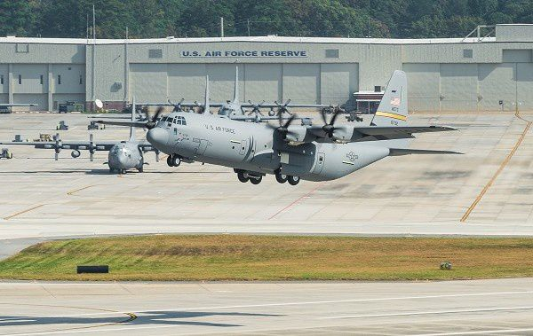 C-130J Super Hercules photo Lockheed Martin