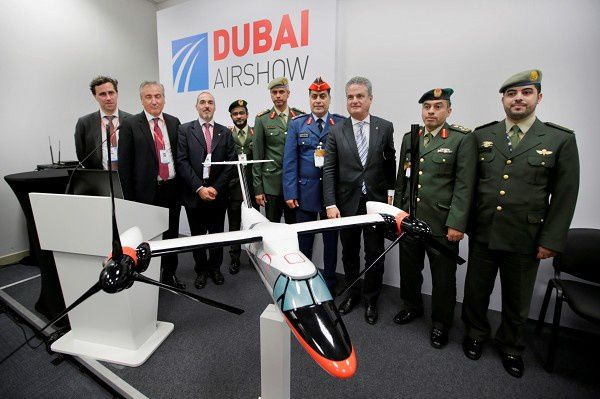 JAC of the UAE Selects the AW609 TiltRotor for SAR Missions