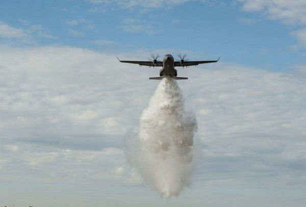 Airbus Defence and Space and The Coulson Group to collaborate on C295W water bomber