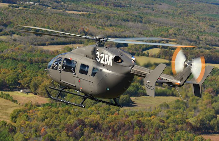 UH-72A Lakota - photo Airbus HC