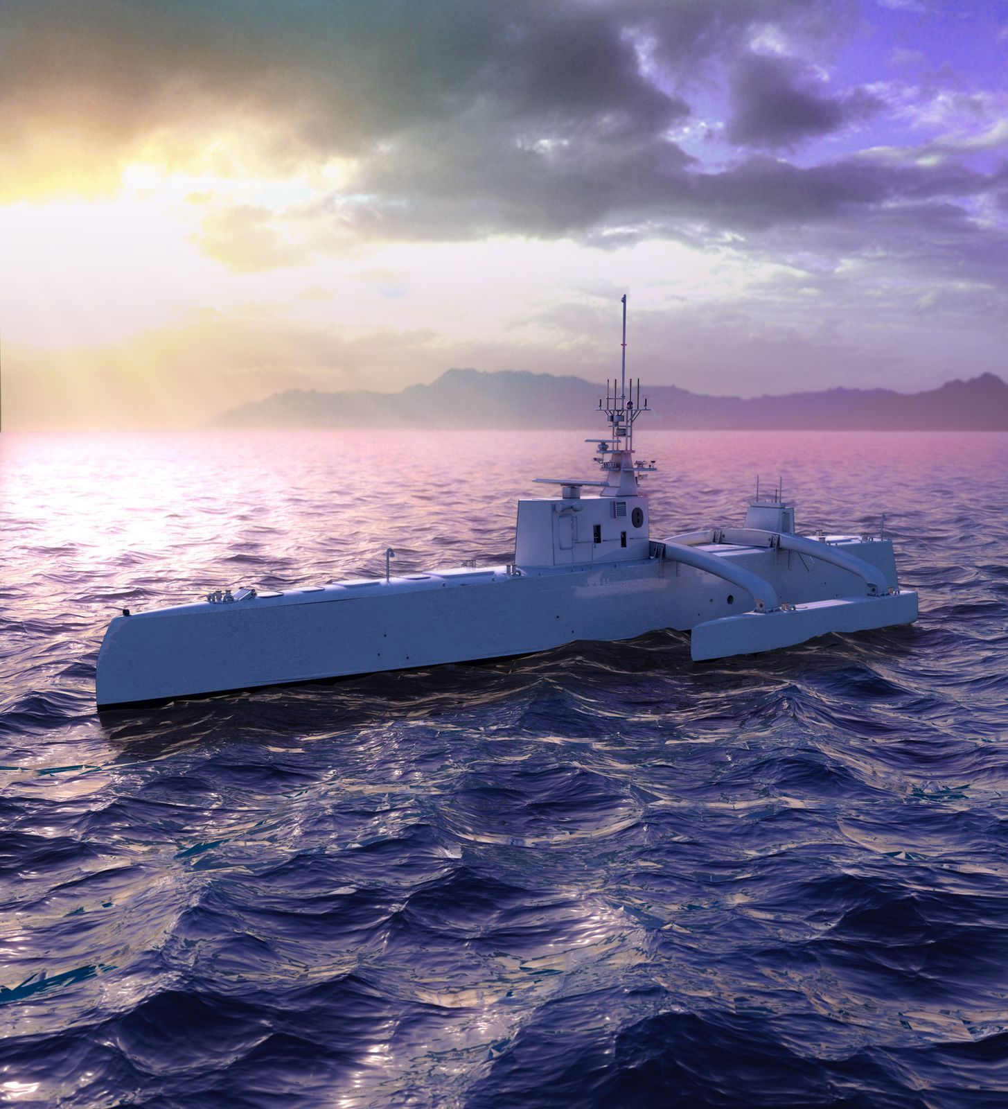 Artist's Concept courtesy of DARPA