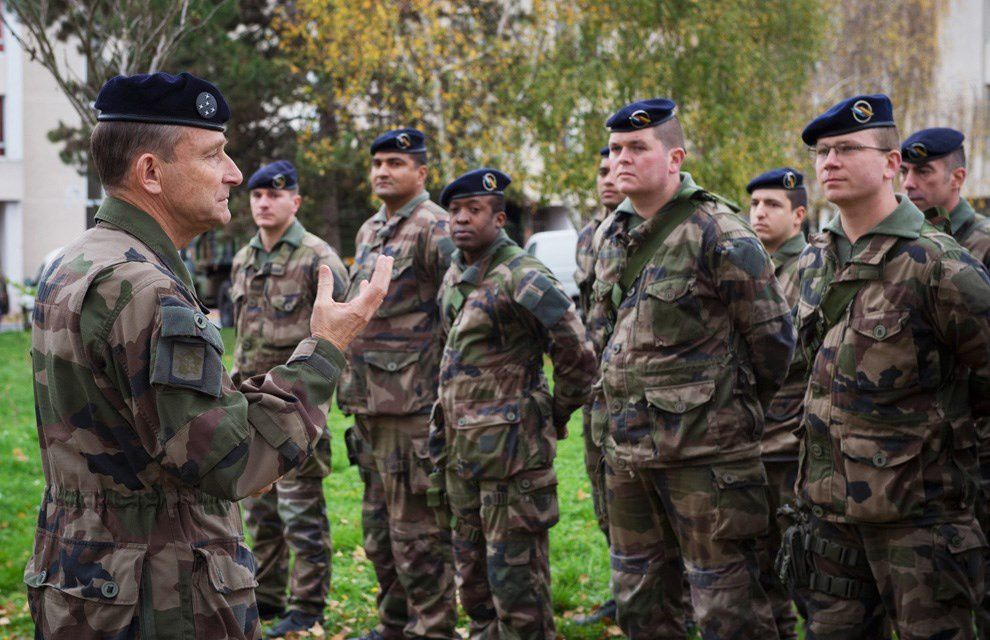 photo Etat-major des armées / ECPAD