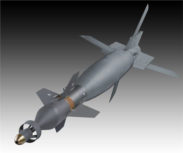 Paveway II Plus Laser Guided Bomb