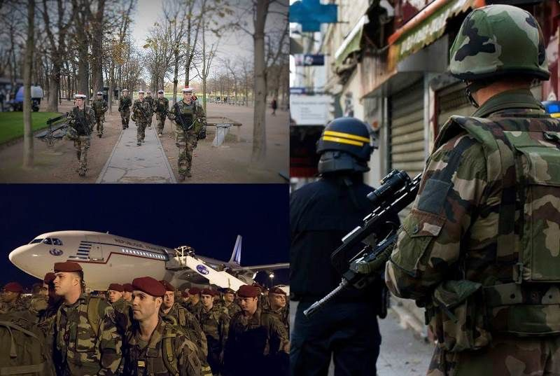 photo Marine Nationale Armée de Terre ECPAD