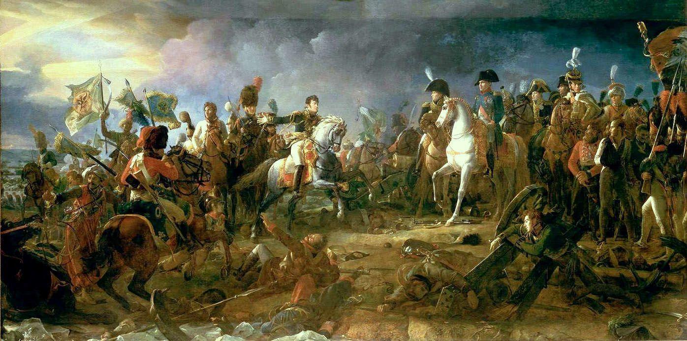 Proclamation après Austerlitz, 12 frimaire an XIV (3 décembre 1805)