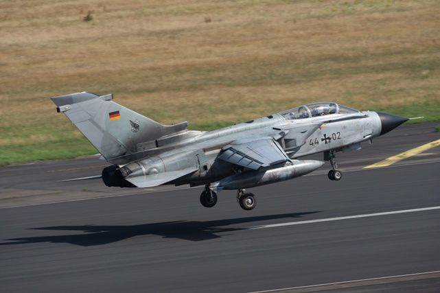 German Bundeswehr to Deploy Surveillance Tornado Jets to Syria