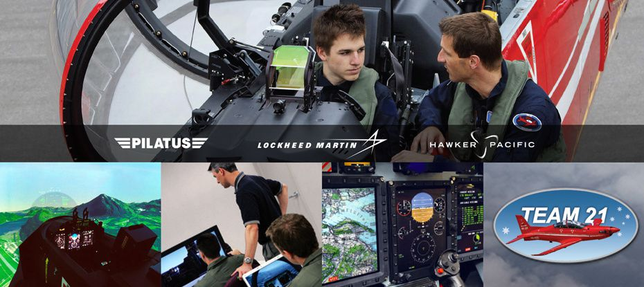 Lockheed Martin Selected to Help Australia's Future Pilots Take Flight