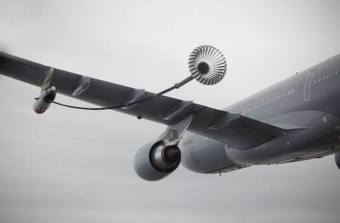 Airbus A330 MRTT - photo Airbus DS