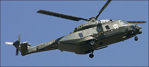 NH90 - photo Airbus HC