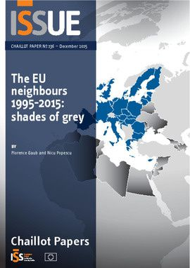 The EU neighbours 1995-2015: shades of grey