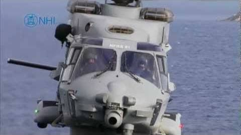 NH90 in Action