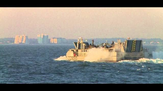 L-CAT® - 2 ships in 1 -The High Speed Sea Connector for Amphibious Operations