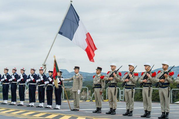 photo Simon Ghesquiere Marine nationale