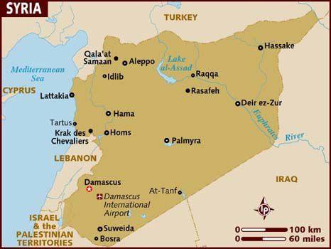 Syrie: l'armée prend le contrôle d'une localité stratégique dans le Nord