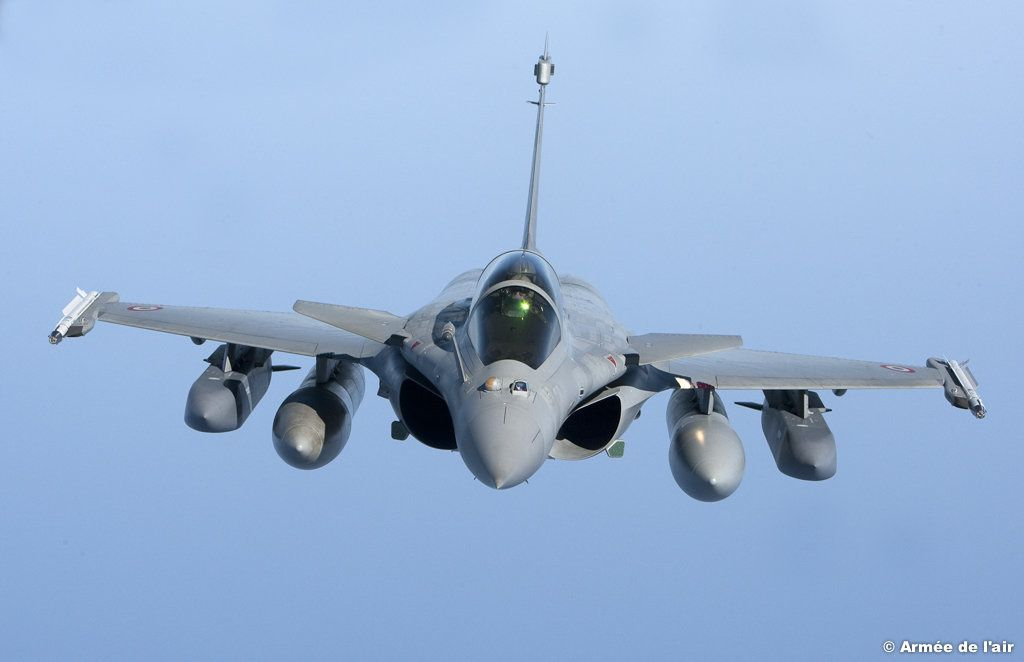 le Rafale va-t-il enfin atterrir en Inde? - photo EMA / Armée de l'Air