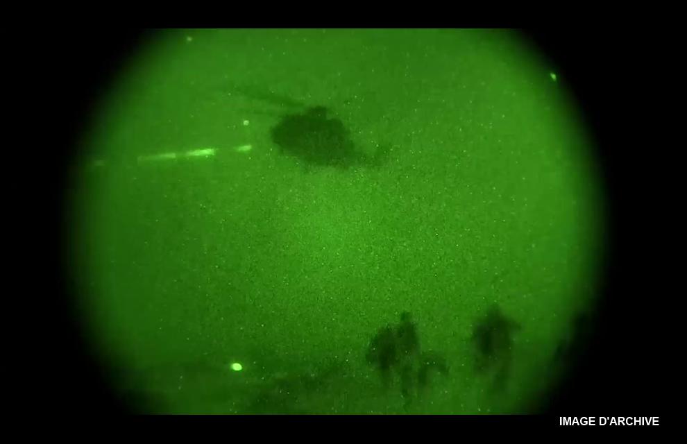 Barkhane: neutralisation de terroristes au Mali