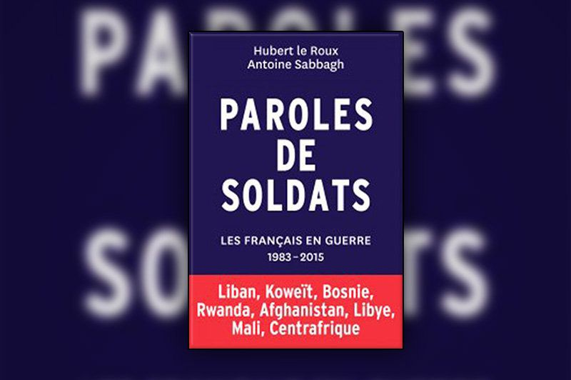 Paroles de soldats français