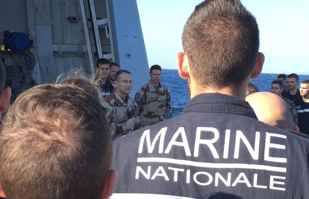photo EMA / Marine Nationale
