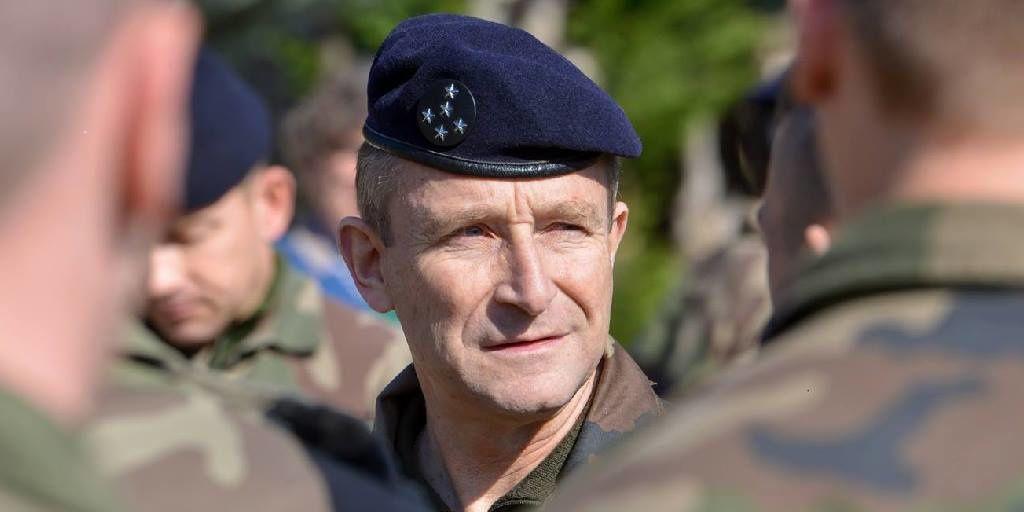 Général d'armée Pierre de Villiers - photo EMA