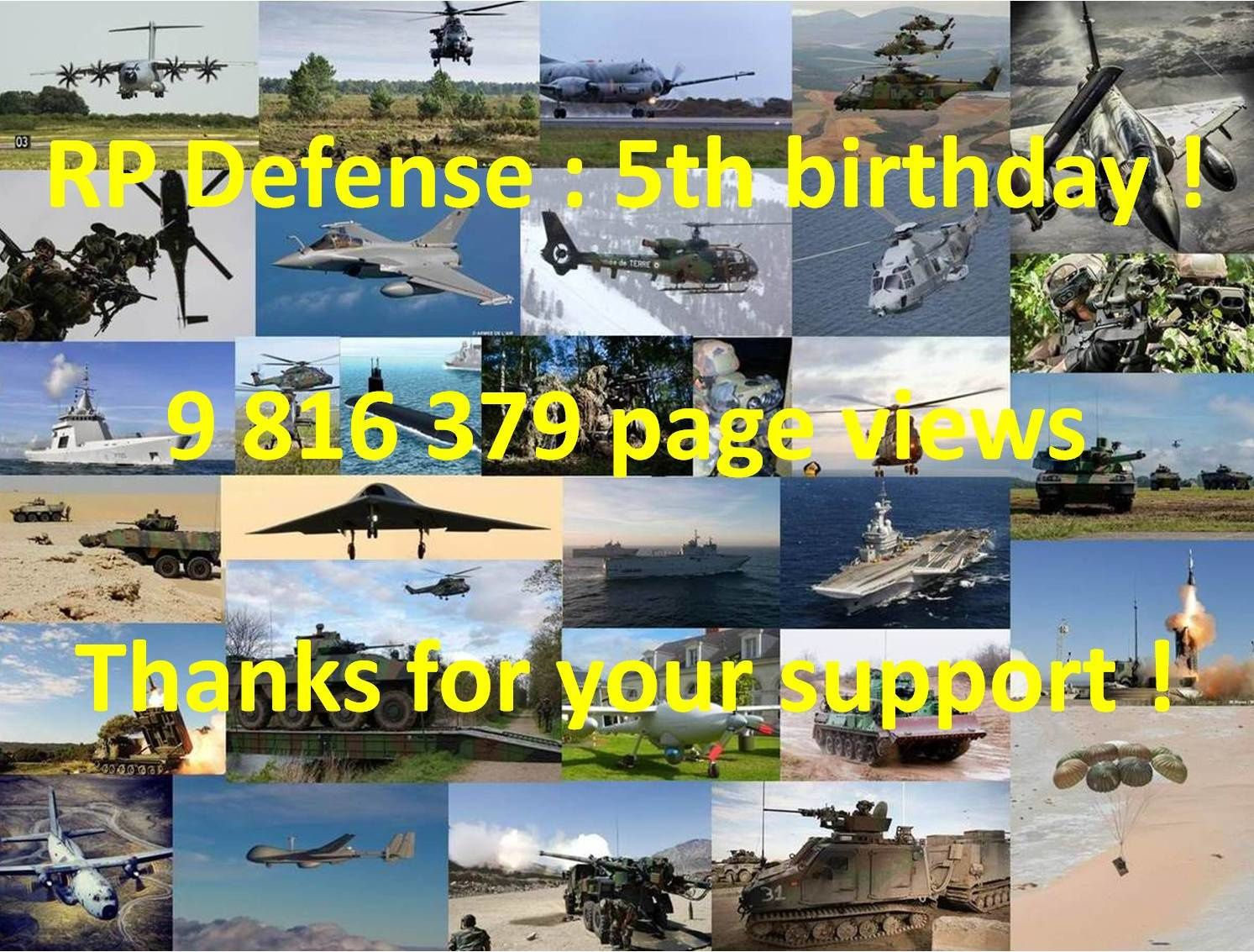 RP Defense: 5th birthday