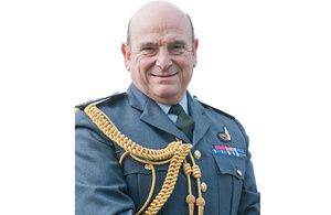 Air Chief Marshal Sir Stuart Peach - photo UK MoD