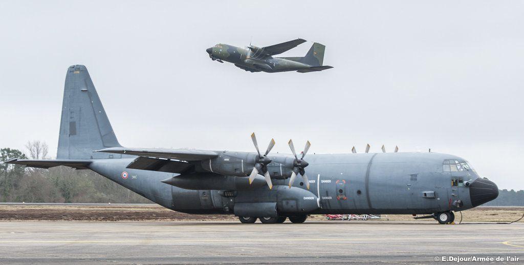 Exercice « VOLFA » : entraînement intensif pour les forces aériennes