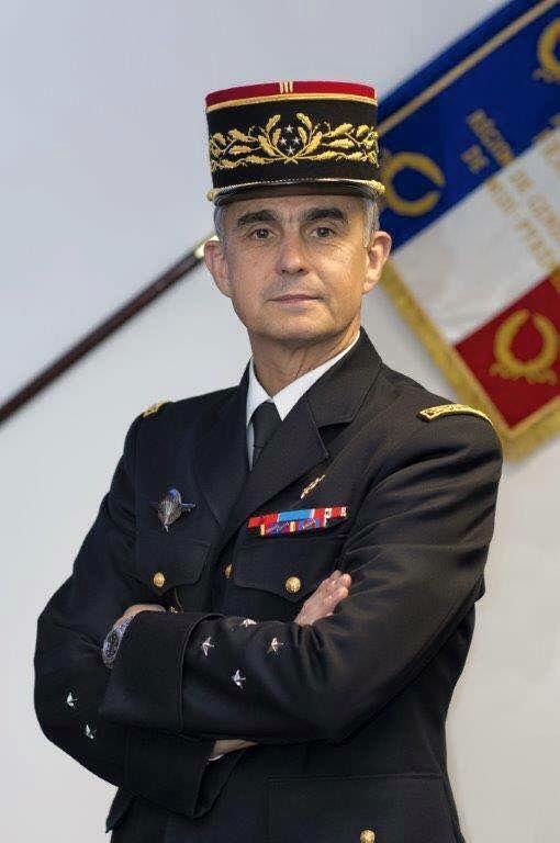 Message du Général Bertrand Soubelet