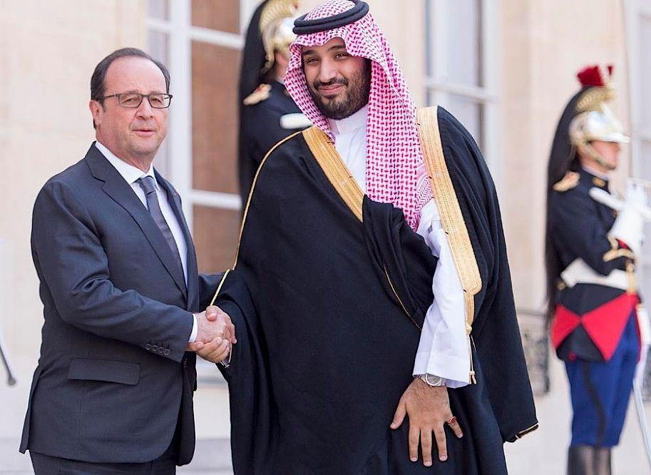 L'Arabie Saoudite à la France : ODAS, khalass (Ça suffit)