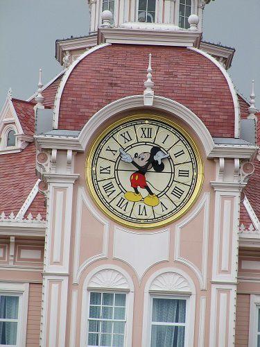 Les photos de ma journée à Disneyland!