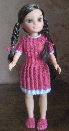 La robe de Gigi.