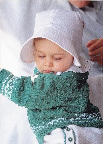 Layette: tenue pour fille