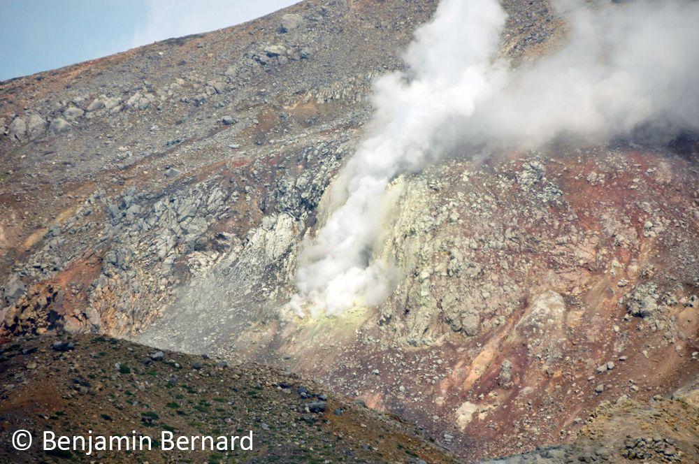 (A94) Le volcan Azuma