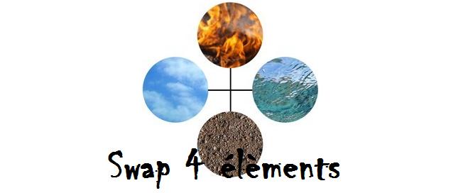 Swap 4 élèments