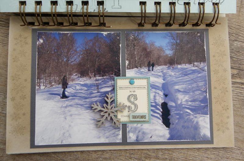 Mini &quot&#x3B;Une si belle journée à la neige&quot&#x3B; (suite)