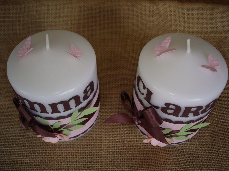 Objets (bougies...)
