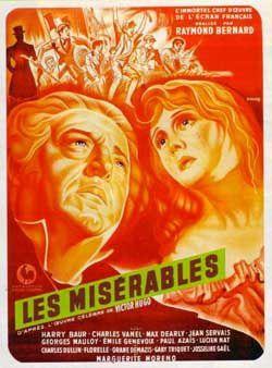 17 Novembre : Cycle : Littérature et Cinéma : Les Misérables-3ème époque
