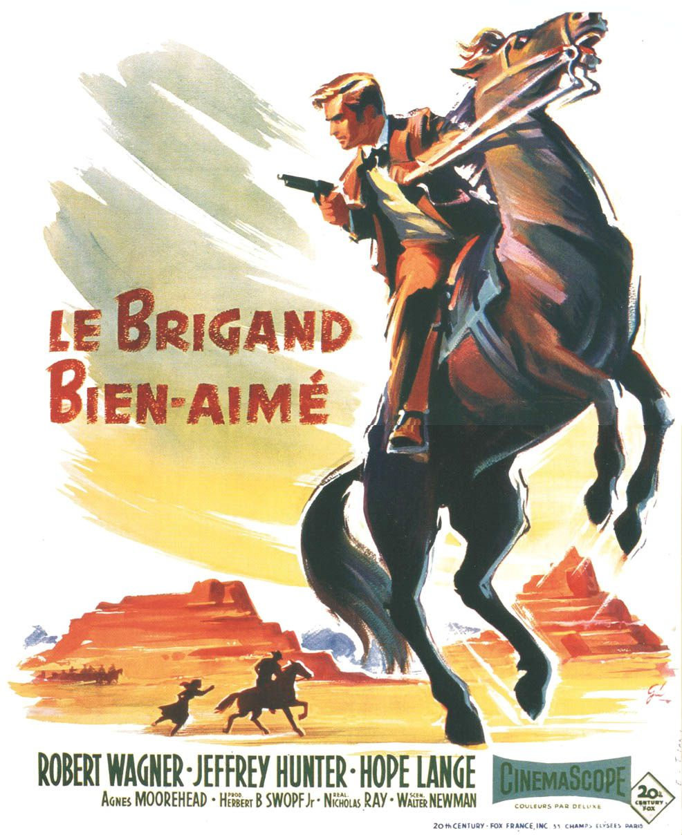 1er Juin-0h05 : Cycle : Nicholas Ray : Le brigand bien-aimé