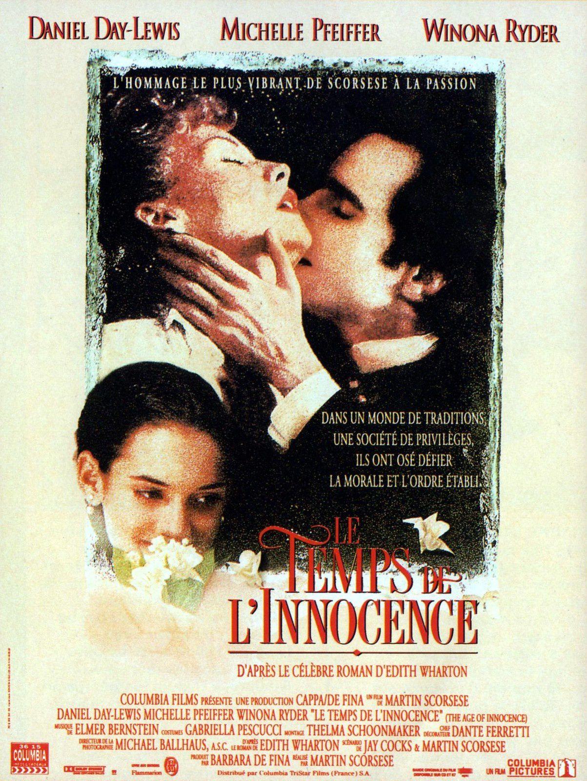 19 Octobre-0h10 : Littérature et Cinéma : Le temps de l'innocence
