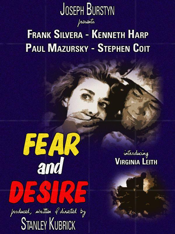 16 Novembre-0h15-Fear and Desire
