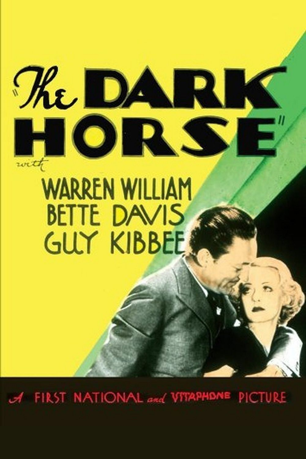 The Dark Horse (A. E. Green)