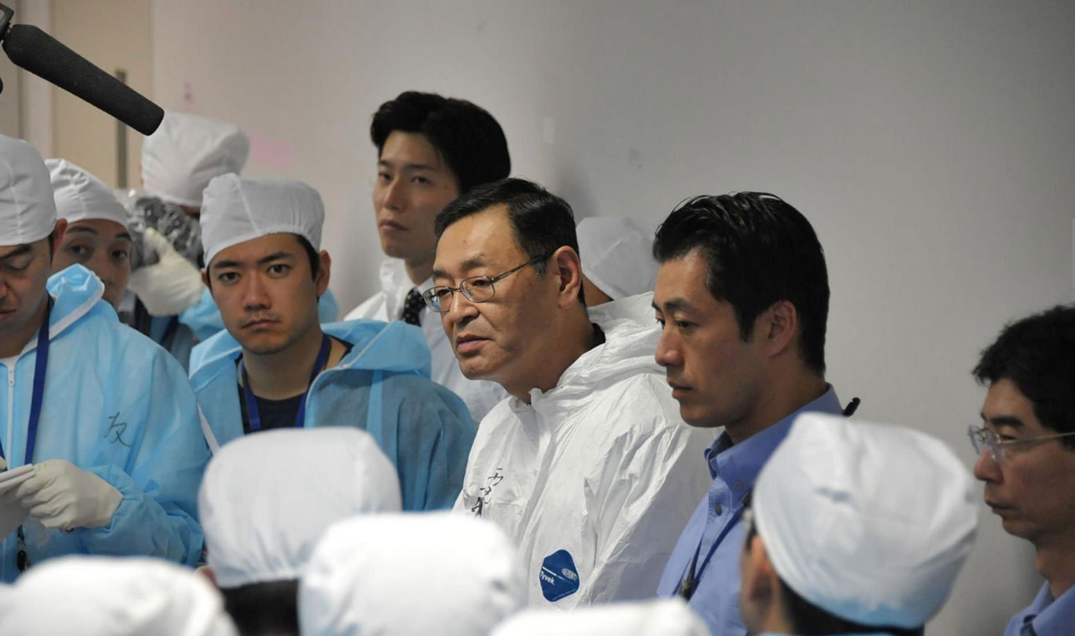 (Crédit photo : Asahi Shimbun)