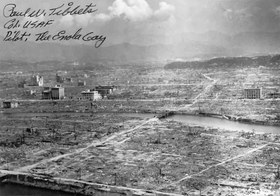 Hiroshima © US Navy / Wikipedia