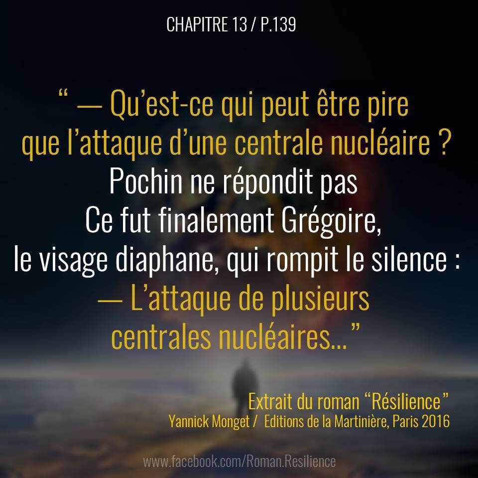 « Résilience », entretien avec Yannick Monget