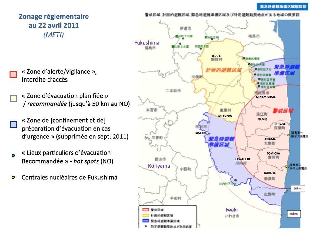« Fukushima, les vies sinistrées »