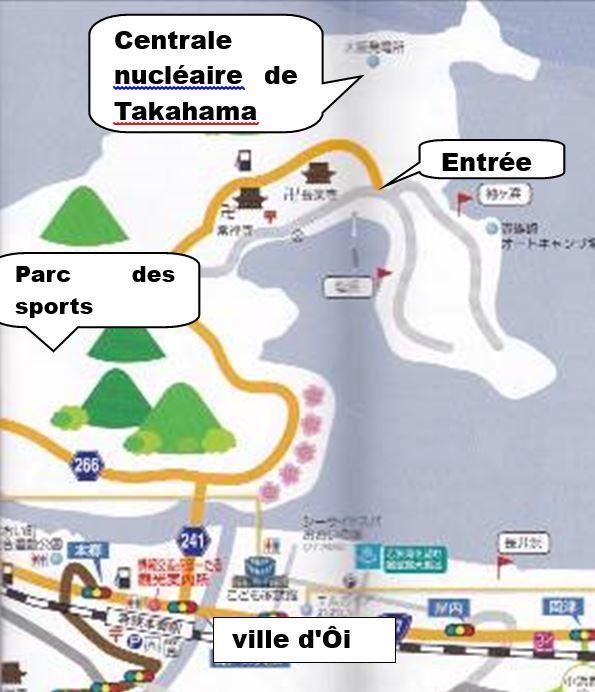 Deux centrales nucléaires de Fukui