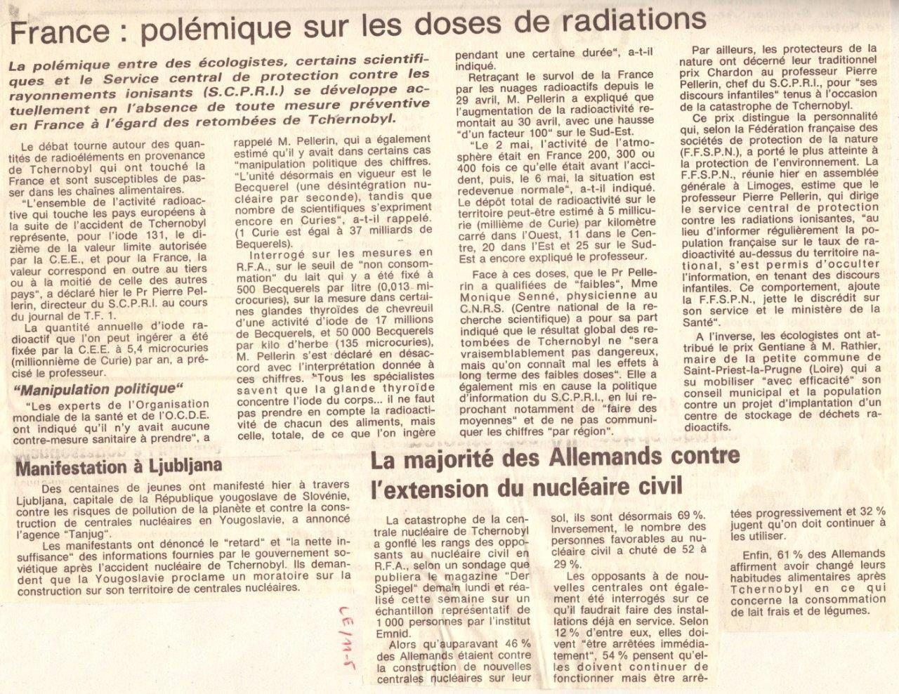 rencontres nucléaire rayonnements et santé 2013