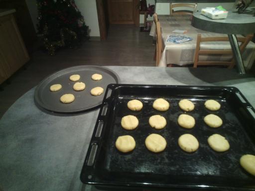 Dans mon DD: Cookies au citron