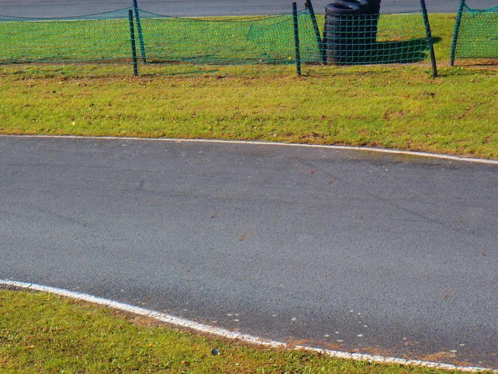 Le circuit de Karting