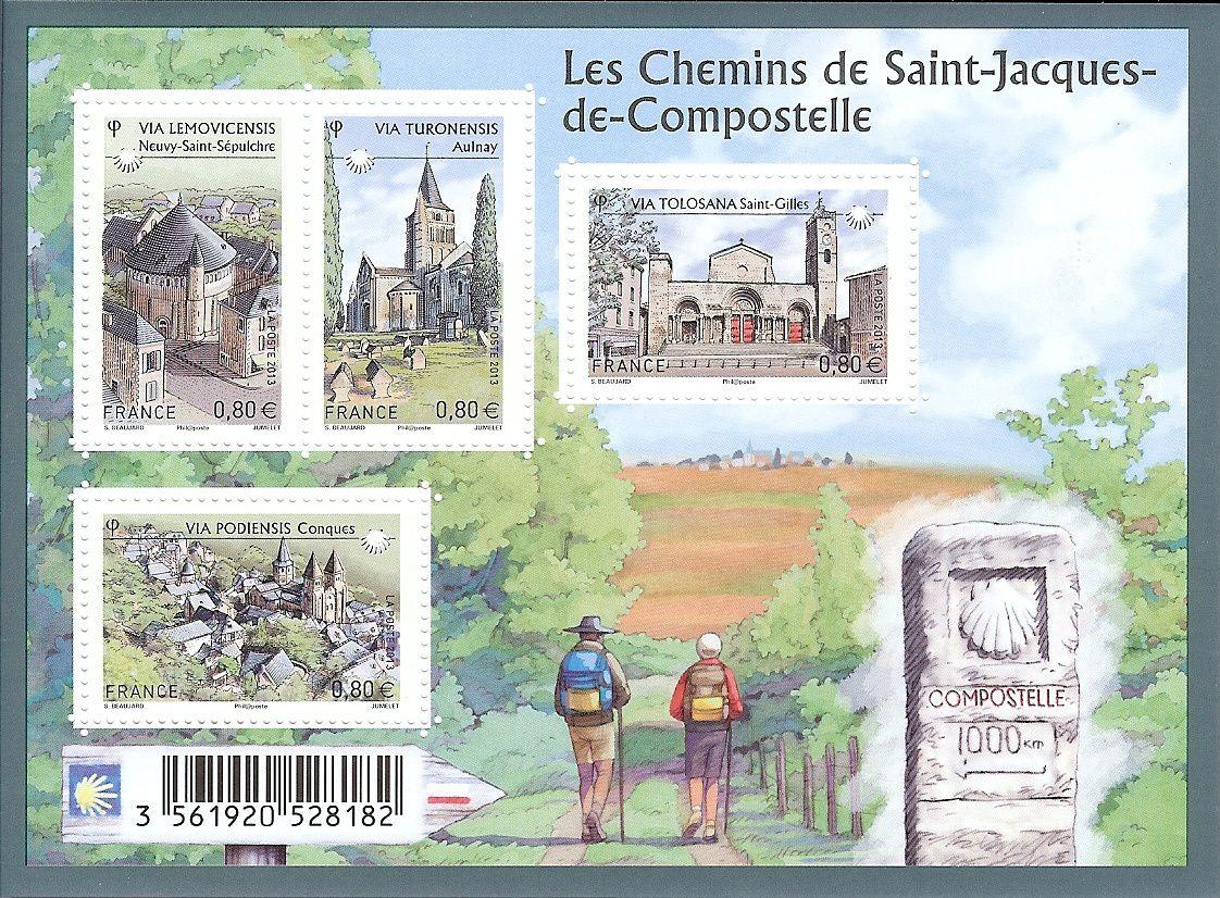 blocs timbres 2013